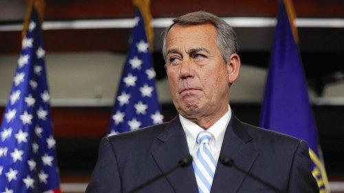 Former House Speaker John Boehner says Trump 'incited that bloody insurrection,' GOP taken over by 'whack jobs'