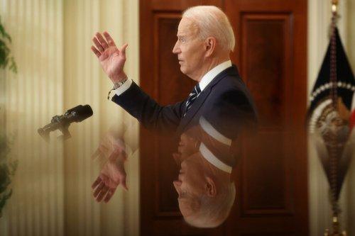 US Politics Biden-Harris Era 2021-2025 - cover
