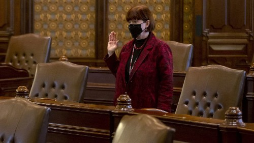 Editorial: Senator quits days after swearing-in. Cue the party insiders and clout.