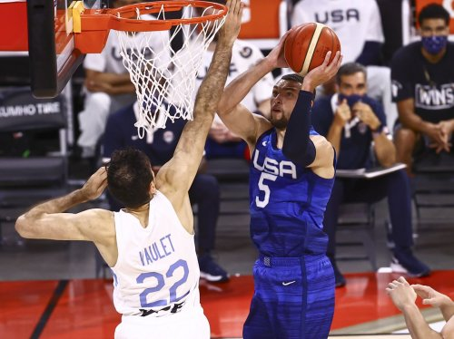 5 things to know about Zach LaVine and USA Basketball ahead of the Olympics, including the expanded role for the Chicago Bulls guard