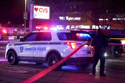 Chicago to Evanston shooting rampage leaves at least 3 dead, 4 wounded before suspected gunman killed in shootout with police, officials say