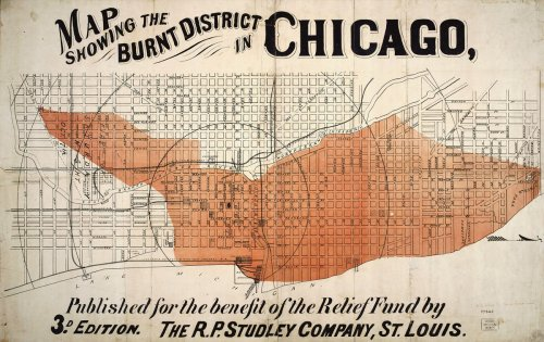 The Great Chicago Fire destroyed 17,450 buildings. Here are six that survived and still stand today.