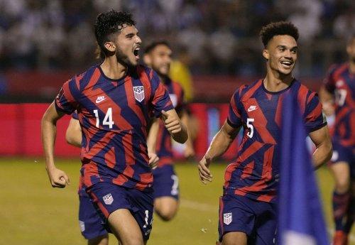 Ricardo Pepi, U.S. men's national soccer team beat Honduras in World Cup qualifier