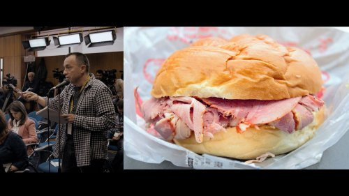 Watch this. Eat that: A riveting, Oscar-nominated documentary demands a good sandwich