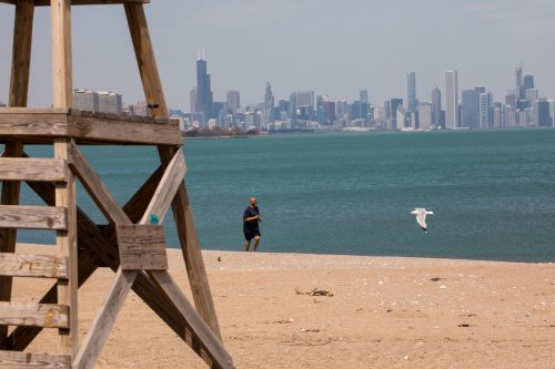 More meteotsunamis occur on Lake Michigan than any other Great Lake. New research may lead to lifesaving warnings about the potentially destructive waves.