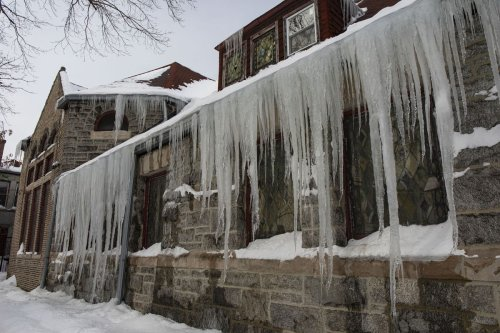 Struggling with ice dams? You're not alone, and insurers say they have the claims to prove it.