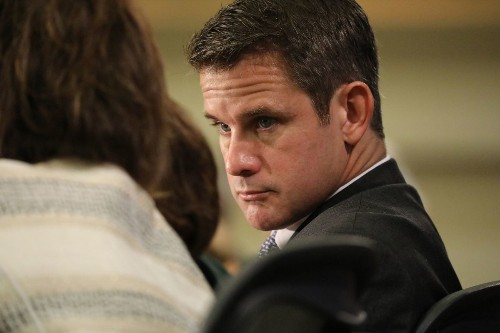 The Spin: Kinzinger says he was armed during Capitol riot | Illinois National Guard mobilized amid security threats | Pritzker, Lightfoot aren't attending inauguration