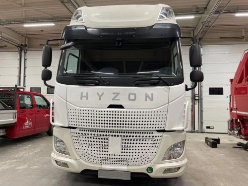 Hyzon Motors building nation's largest fuel cell material facility in Bolingbrook for hydrogen-powered electric trucks