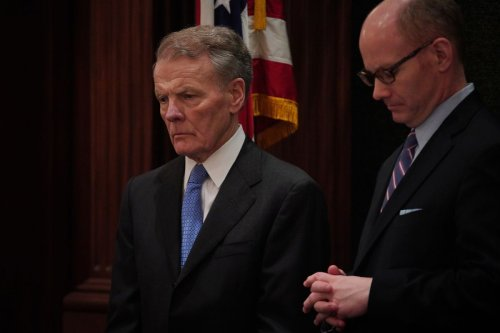 Embattled former Illinois House Speaker Michael Madigan steps down as state Democratic Party chair