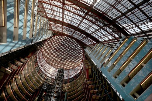 Op-ed: The Thompson Center: a retrospective from the future