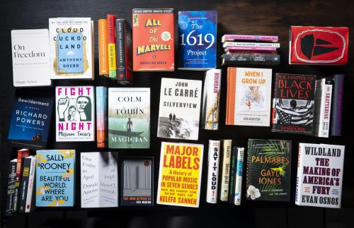 The Great 2021 Fall Book Preview: Our 60 best reads for right now