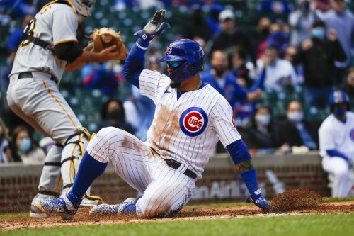 Zach Davies tosses 7 shutout innings, and the Chicago Cubs narrowly hold on for a 3-2 win against the Pittsburgh Pirates — their 4th straight victory