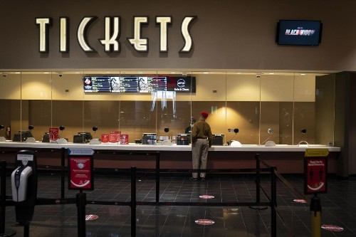 AMC, other movie theaters reopen Friday, with more to come