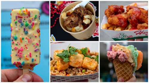 Best bites at Lollapalooza 2021: Fried chicken, ice cream, pulled pork mac and cheese