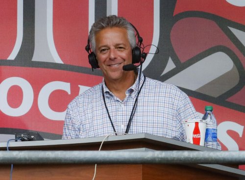 Reds suspend broadcaster Thom Brennaman for using a homophobic slur while calling a game on Fox Sports Ohio: 'We are truly sorry'