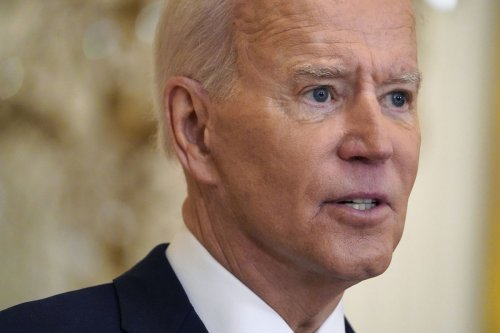 Column: Biden oblivious to irony over autocracy at his own news conference