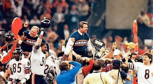 Column: The Chicago Bears' Super Bowl XX victory — 35 years ago today — may be their last championship, but their fans set the template on how to celebrate