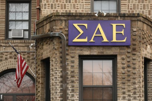 Northwestern cancels fraternity activities, protesters call for abolishing 'Greek life' after reports of students being drugged at frat houses