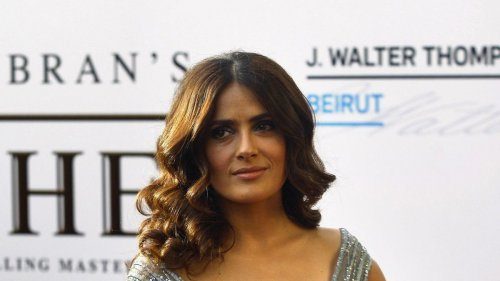 My worst moment: Salma Hayek and the time her mouth wouldn't say her words of dialogue in the right order