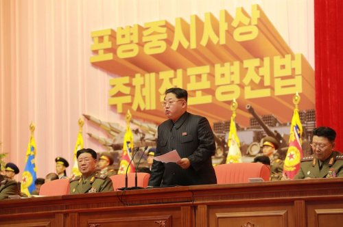 North Korea says it's ready to detonate an H-bomb. They say a lot of things.