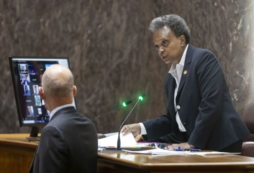 Column: In MLK's footsteps, Mayor Lori Lightfoot takes on a more subtle systemic racism