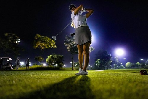 Night golf is taking over South Korea
