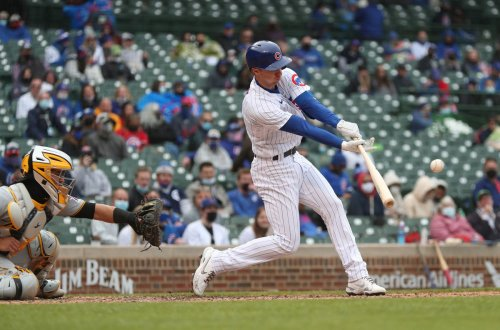 Column: The Chicago Cubs are winning in unconventional ways — and having a blast after a dreadful start