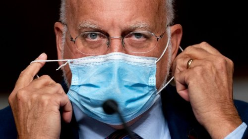 CDC director says masks may do more than vaccine to protect against COVID-19