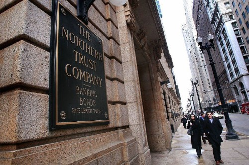 Northern Trust is laying off 500 workers as low interest rates take toll on the Chicago-based bank