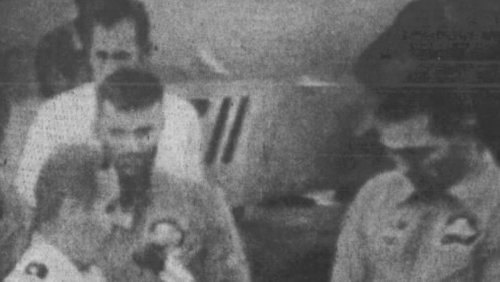 This day in history, April 17: Apollo 13 astronauts splash down safely in the Pacific, four days after ruptured oxygen tank crippled spacecraft en route to moon