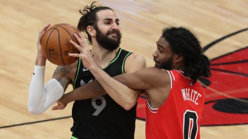 3 takeaways from the Chicago Bulls' 5th win in 6 games, including the late foul — maybe? — on Ricky Rubio and Coby White getting up shots postgame