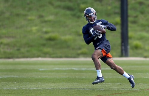 Column: Chicago Bears rookie Dazz Newsome — who is named after a rapper — already is showing the gift of gab: 'If they want to shut him up, they're going to have to knock him out'