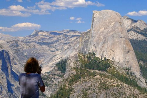 3 days in Yosemite: Mesmerizing views at Half Dome, the Mist Trail and Taft Point