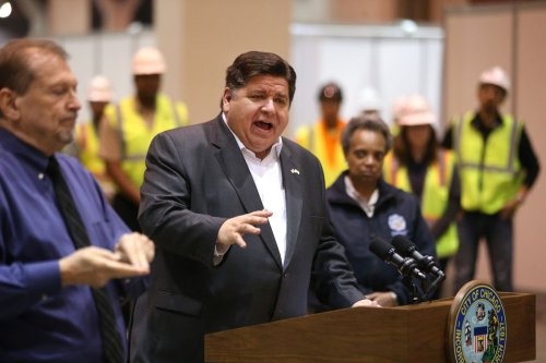 The Spin: Pritzker's pandemic budget bombshell   Chicago may be flattening the curve  Mayor Lori Lightfoot, Hillary Clinton's new 'stay home' PSAs