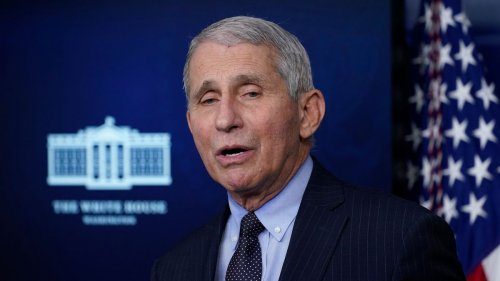 Don't pass on Johnson & Johnson vaccine for more effective shots, Dr. Anthony Fauci says