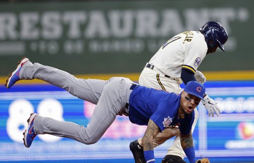 After the Chicago Cubs squander a 7-0 lead in a 15-7 defeat to the Milwaukee Brewers that extends their losing streak to 6 games, where do they go from here?