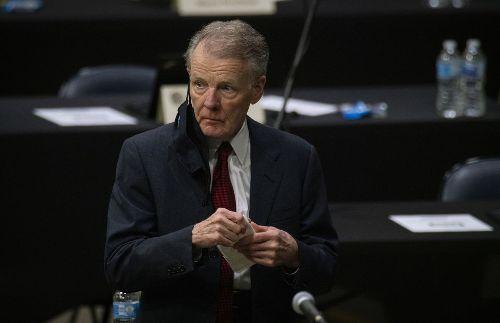Michael Madigan resigns