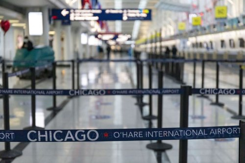 Man who lived at O'Hare for 3 months without detection cleared of trespassing charges