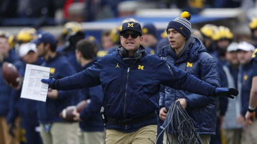 Michigan cancels Saturday's Big Ten football game against Ohio State because of rising COVID-19 cases — throwing the Buckeyes' postseason outlook in doubt