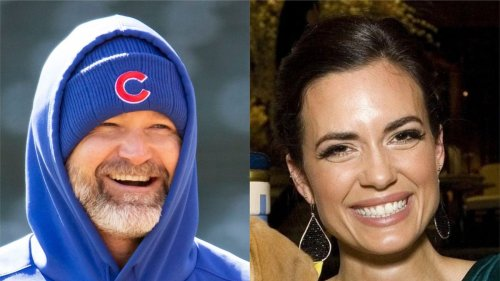 'Chicago Med' actress Torrey Devitto confirms she's dating Chicago Cubs manager David Ross