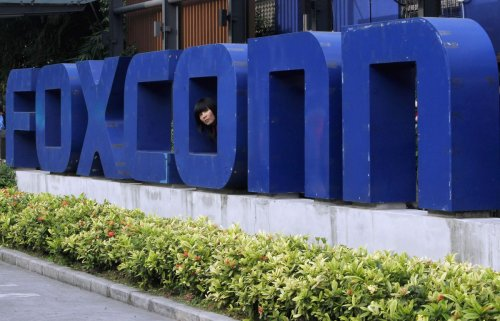Foxconn looking to build electric cars at its facility in Wisconsin