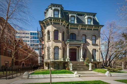 Gilded Age mansion in the South Loop sells for $2.3 million