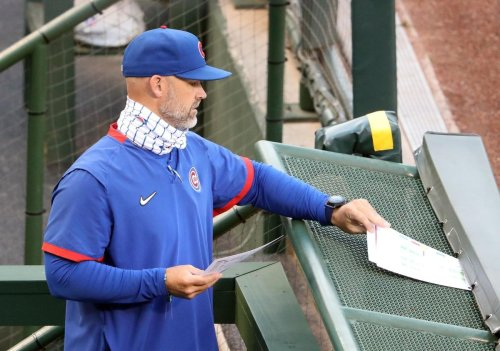 Column: David Ross says he was 'a little too patient' in his 1st year as Chicago Cubs manager. He vows to be himself more in 2021.