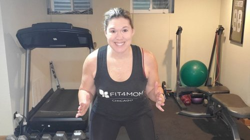Home Bodies: Fitness for mothers with Lisa Wilder of Fit4Mom