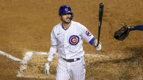 Column: Kris Bryant is in the thick of trade rumors again. Whether he stays or goes will be the biggest decision Jed Hoyer makes as Chicago Cubs president.