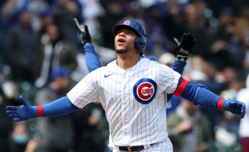 Photos: Chicago Cubs 13, Atlanta Braves 4
