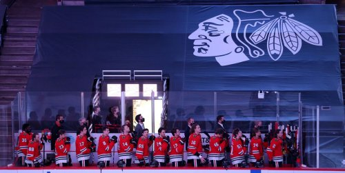 Op-ed: Blackhawks name, logo need to go. Rename NHL team the 'Hawks.'