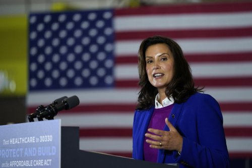 Michigan's COVID-19 case surge is the worst in America. Democratic Gov. Gretchen Whitmer has avoided calling for a new lockdown