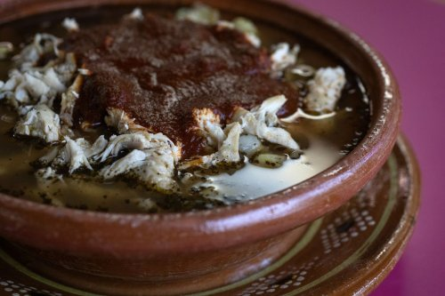 Chicago's newest pozoleria serves five varieties of pozole — and each one is delicious