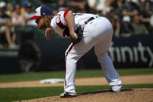 Column: The Craig Kimbrel-Liam Hendriks combo makes a successful debut in the Chicago White Sox's 2-1 walk-off win over the Cleveland Indians